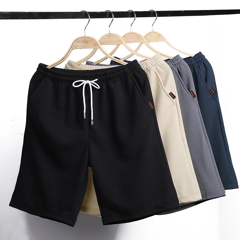 有2件可选】男士短裤夏天五分裤七分大裤衩夏季工装休闲宽松大码
