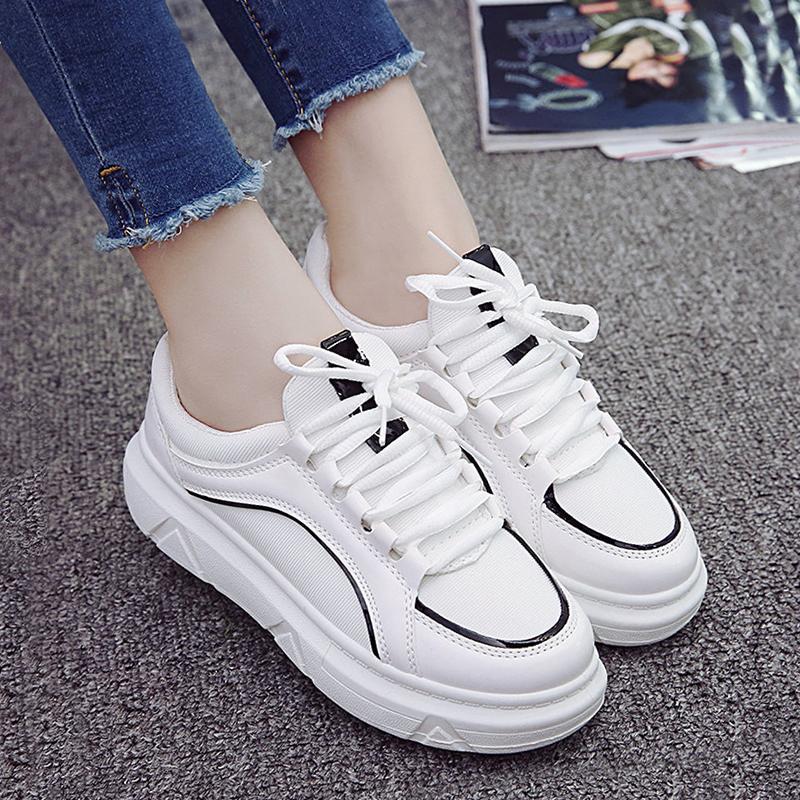 小白鞋女秋季新款女鞋运动鞋女休闲鞋板鞋女
