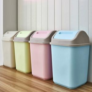 【垃圾桶带盖】垃圾桶大号垃圾桶家用便宜小号大号客厅卫生间可爱