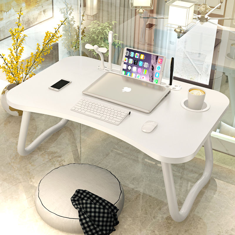 居家日用床上笔记本电脑桌书桌可折叠