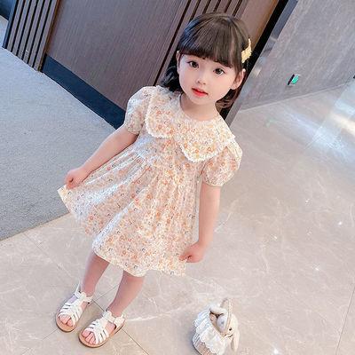童装男童夏装套装2021新款儿童夏季背心无袖两件套韩版帅气小孩潮