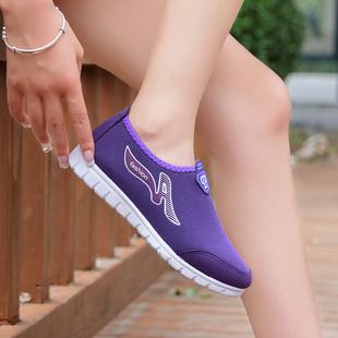 老北京布鞋女休闲运动新款单鞋平底