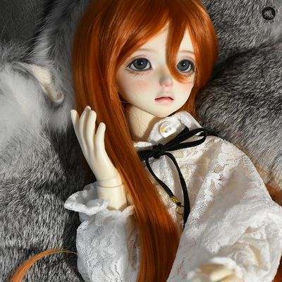 taobao agent BJD wig 346 points sd doll male baby girl giant baby uncle bangs slightly curly long hair fake hair
