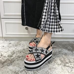 2018年新款涼鞋 貨號:18-22 大量現貨