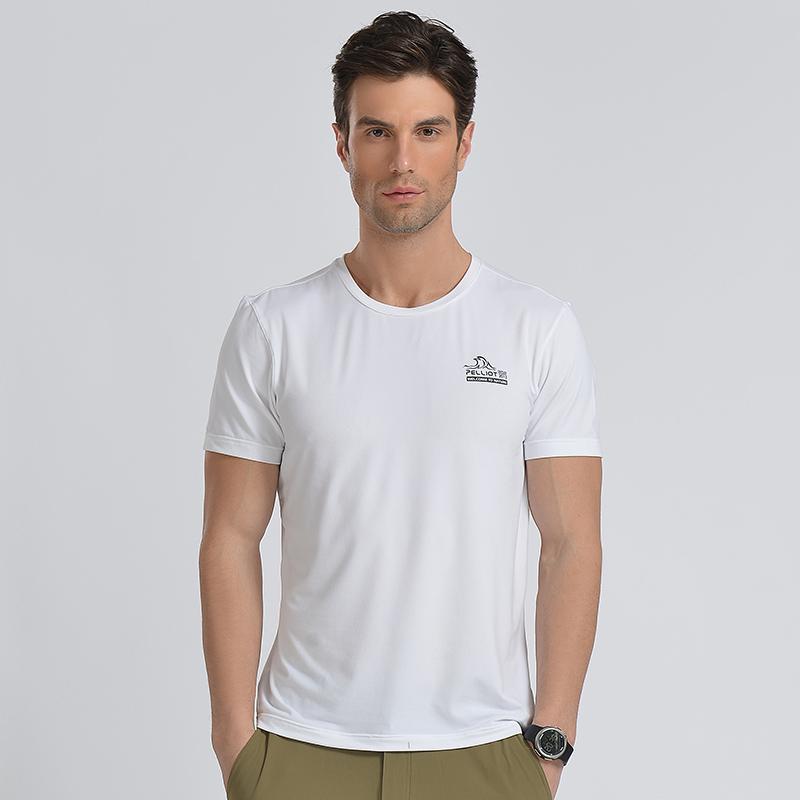 伯希和户外速干T恤吸湿排汗男女短袖优惠券10元淘宝店铺包邮