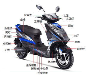 Tianxingtian sẽ xe điện bộ phận nhựa ngày sẽ pin phụ tùng xe hơi vỏ xe điện phụ kiện chiếu sáng phụ kiện nhựa