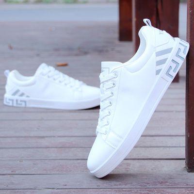 百搭潮鞋平板鞋休闲小白鞋