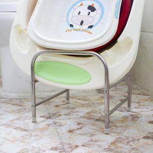 脸盆架不锈钢落地置物架厕所