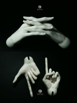 taobao agent US DOLL BJD accessories 70 series uncle hand type group B