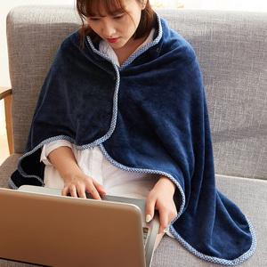 San hô thảm chăn nhỏ khăn choàng chăn đa chức năng điều hòa không khí chăn ngủ trưa văn phòng chăn chăn giải trí chăn sofa chăn