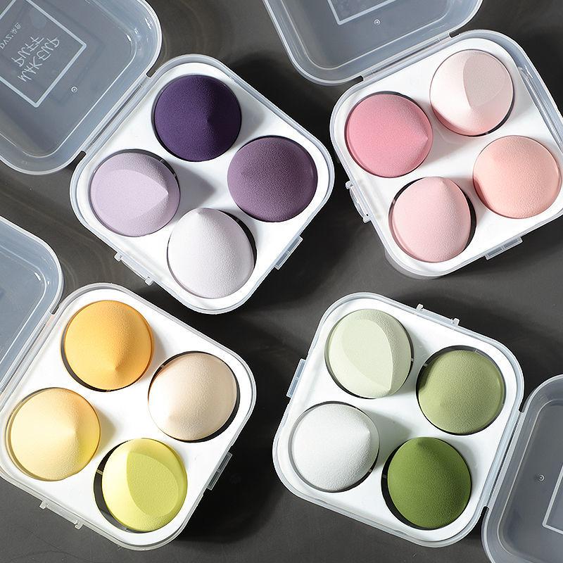 美妆蛋不吃粉超软粉扑彩妆粉底海绵化妆蛋