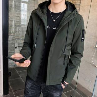 男士新款外套韩版潮流夹克