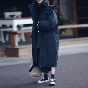 Chống mùa đặc biệt bán hàng 2018 Hàn Quốc phiên bản của đội mũ trùm đầu dày xuống áo khoác lỏng mỏng sinh viên bánh mì pad