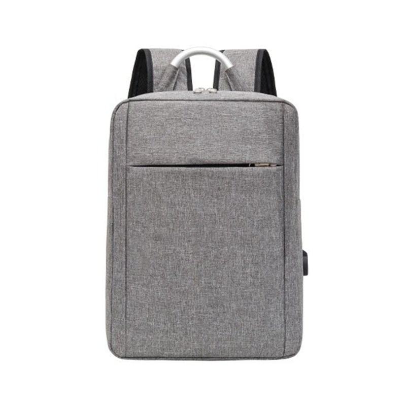 邱博士男女双肩包时尚USB电脑包