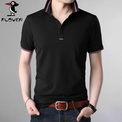 Plover男士短袖T恤夏季薄款休閑上衣