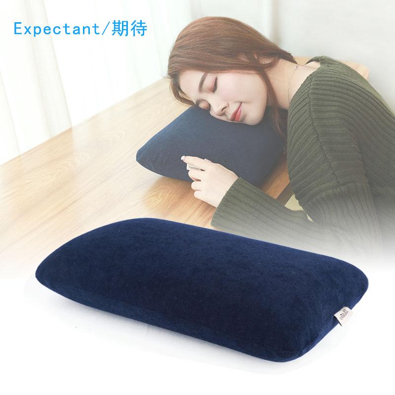 午睡枕学生睡枕趴枕长方形抱枕办公室睡觉枕头午休枕趴着睡觉神器-给呗网
