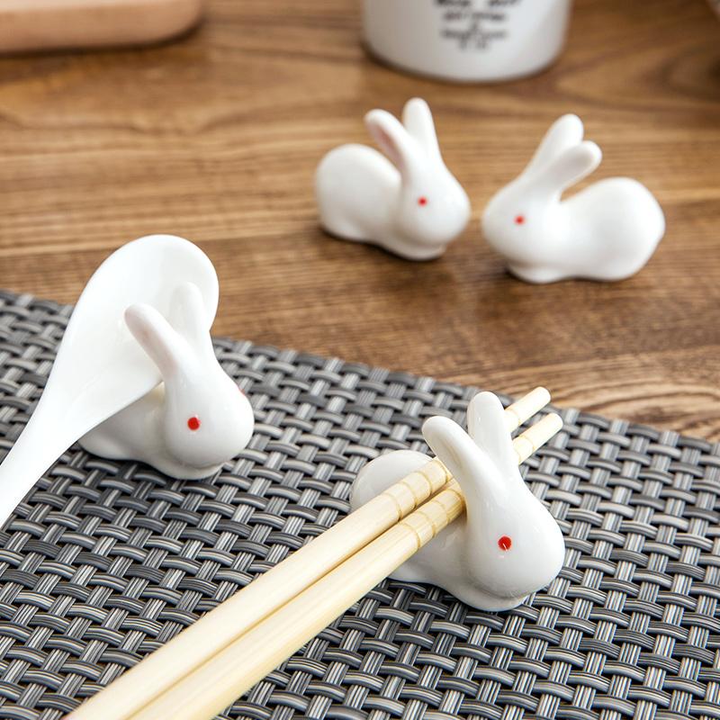 Trang chủ Trang chủ Nhật Bản đũa đũa đũa đũa sáng tạo Bộ đồ ăn gia đình đũa gốm đũa đũa