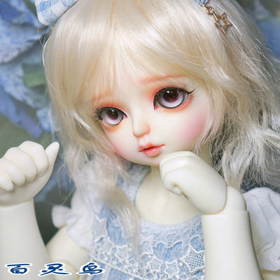 taobao agent TD DOLL Genuine 42CM Giant Baby BJD/SD Female Doll-Lark (20% Off Free Shipping Gift Package)