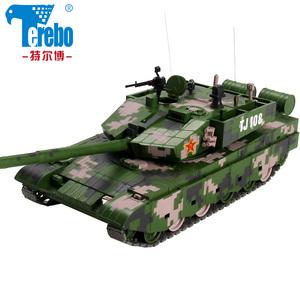 1:35 hợp kim 99 loại chiến đấu chính mô hình xe tăng kim loại 99A thay đổi lớn quân sự xe tĩnh hoàn thành trang trí diễu hành