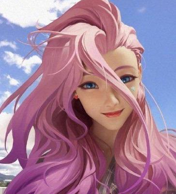 taobao agent AOI Spot LOL League of Legends Seraphine Salefanny KDA Gradient Cosplay Wig