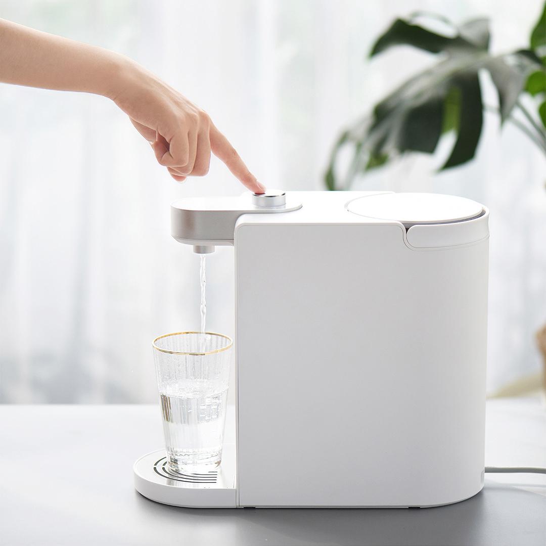 小米有品心想即热饮水机家用即开即热式饮水器速热智能全自动小型