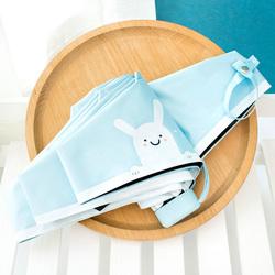 小雨伞可爱口袋伞折叠晴雨两用太阳伞女防晒超轻小清新防晒伞迷你