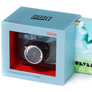 LOMO máy ảnh Diana Mini Hồng Kông nhập khẩu chính thức đích thực sử dụng 135 phim tại chỗ