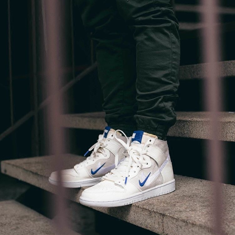 现货 Nike Dunk SB High Soulland FRI.day 双钩板鞋 AH9613-141
