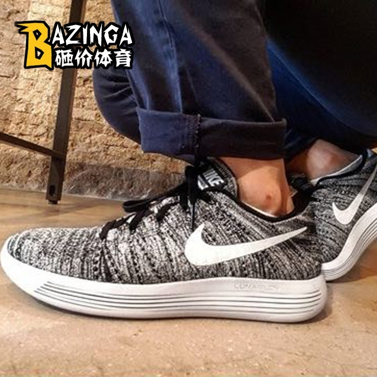 Nike LunarEpic Low 男女飞线跑鞋