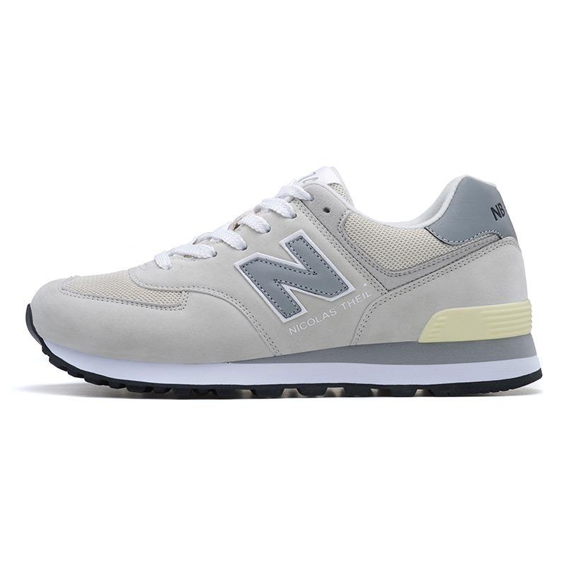 新百倫授权、多款多色可选:NB BaoBei NB574男鞋女鞋情侣休闲鞋