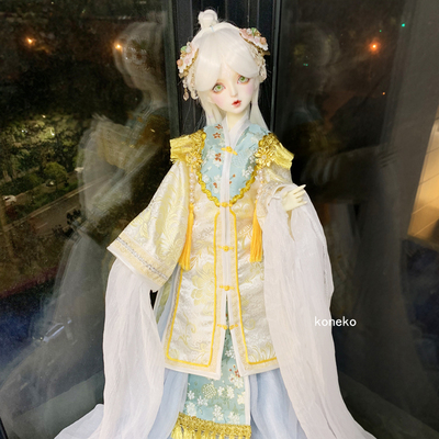 taobao agent 【Free shipping】bjd baby clothes 346 points full-size male and female baby clothes bjd ancient style costumes Shaohua opera