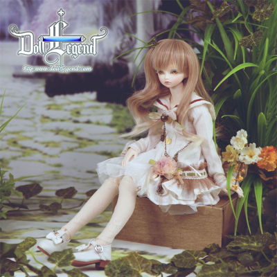 taobao agent Free shipping + gift package BJD/SD doll humanoid legend DLD 1/4 Chaoxuan girl double joint