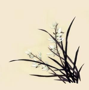 Nổi tiếng cổ thêu nghệ thuật thêu thêu diy kit người mới bắt đầu handmade sơn trang trí hoa 30 * 30 CM