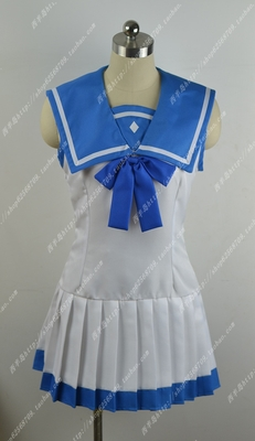 taobao agent From a calm tomorrow, Chisaki Hiradaira and Aihua Ido cosplay women's sailor suit