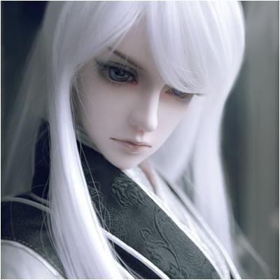 taobao agent Swordsman Love 3-Pure Yang (full set of sword net 3 blea BJD doll uncle size) (sold out display)