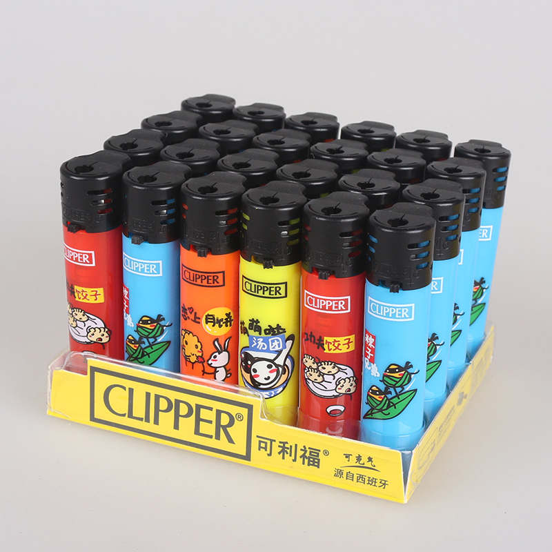 Điện tử nhỏ máy lưỡi tip ngon Tây Ban Nha clipper licu nhựa nhẹ hơn inflatable điều chỉnh lửa