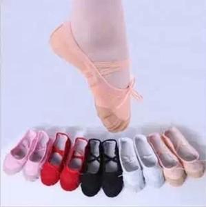 Trẻ em người lớn mềm dưới giày múa ba lê thể dục nhịp điệu thể dục dụng cụ giày nhào lộn giày giày yoga mèo claw giày khiêu vũ