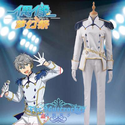 taobao agent Nutcracker cos idol dream festival ES upside down music festival Undead Senaizumi cosplay