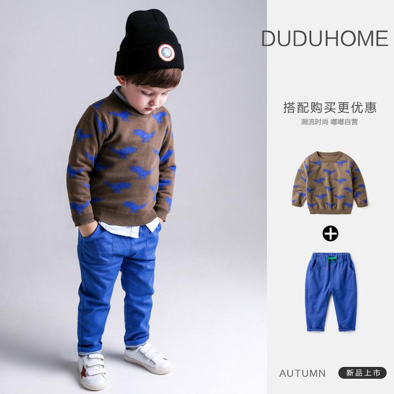 мальчик  свитер