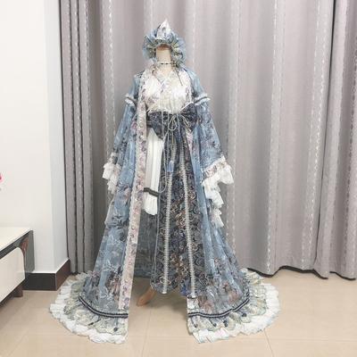 taobao agent Xiaozhijia Oriental project Xixingji Yuyuko cos fold hell cosplayUUZ Yuyuko