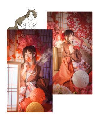 taobao agent 【March 8th Alliance】Touhou Broken China cos Marisa Reimu Kimono cosplay collection