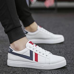 帆布鞋男鞋子韩版潮流男生休闲鞋