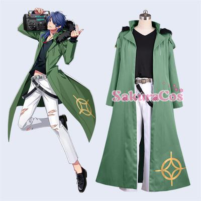 taobao agent Division Rap Battle DRB Voice Actor RAP Project Yusu Chuan Tetong cosplay costume