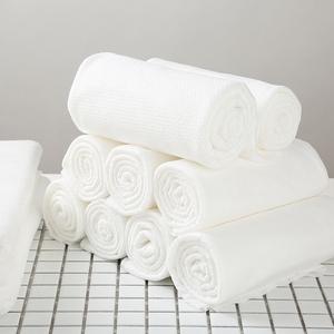 20条装一次性纯棉加厚旅行浴巾