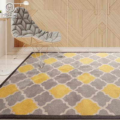 北欧简约家用书房沙发地毯客厅茶几现代卧室床