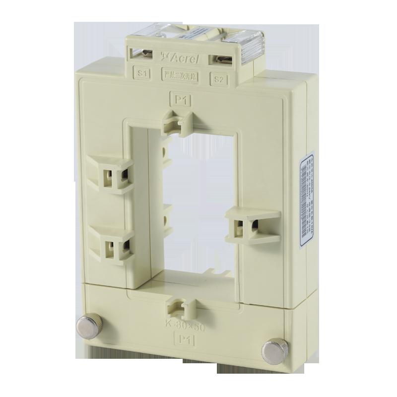 安科瑞厂家直销AKH-0.66 K 80*50 600/5 开口式电流互感器