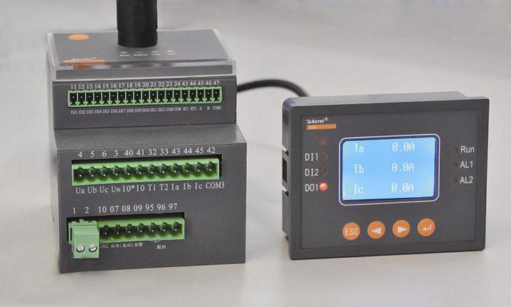 安科瑞厂家直销ACM3-32/CKU+90L配电线路过负荷监控装置 谐波检测