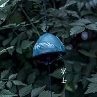 Креативный японский стиль металлический Музыкальная подвеска винтаж Декоративные чугунные колокольчики в японском стиле мужской Рождественские подарки украшения колокольчиков