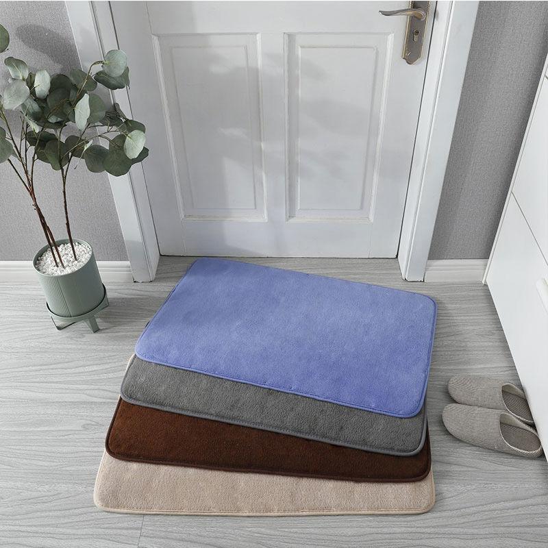 地垫门垫吸水垫进门脚垫浴室卫生间防滑垫门口垫子家用地毯厨房垫