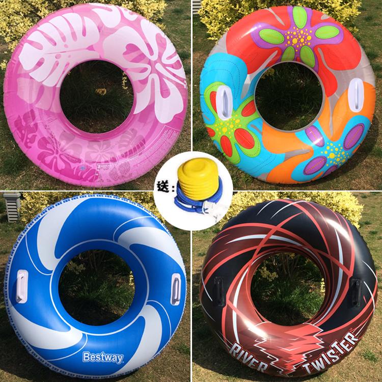 Trẻ em của người lớn bơi vòng inflatable nách vòng dành cho người lớn phao cứu sinh người đàn ông béo phao bong bóng float hàng tăng dày